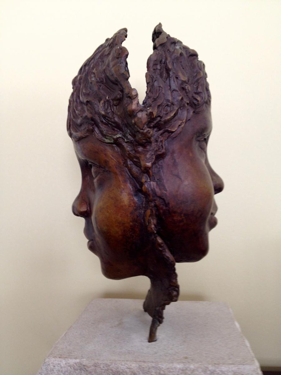 Lee. bronze