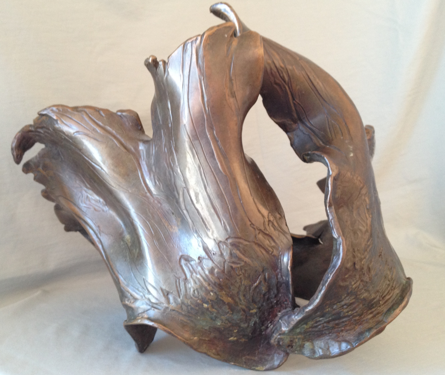 Spiritus, bronze