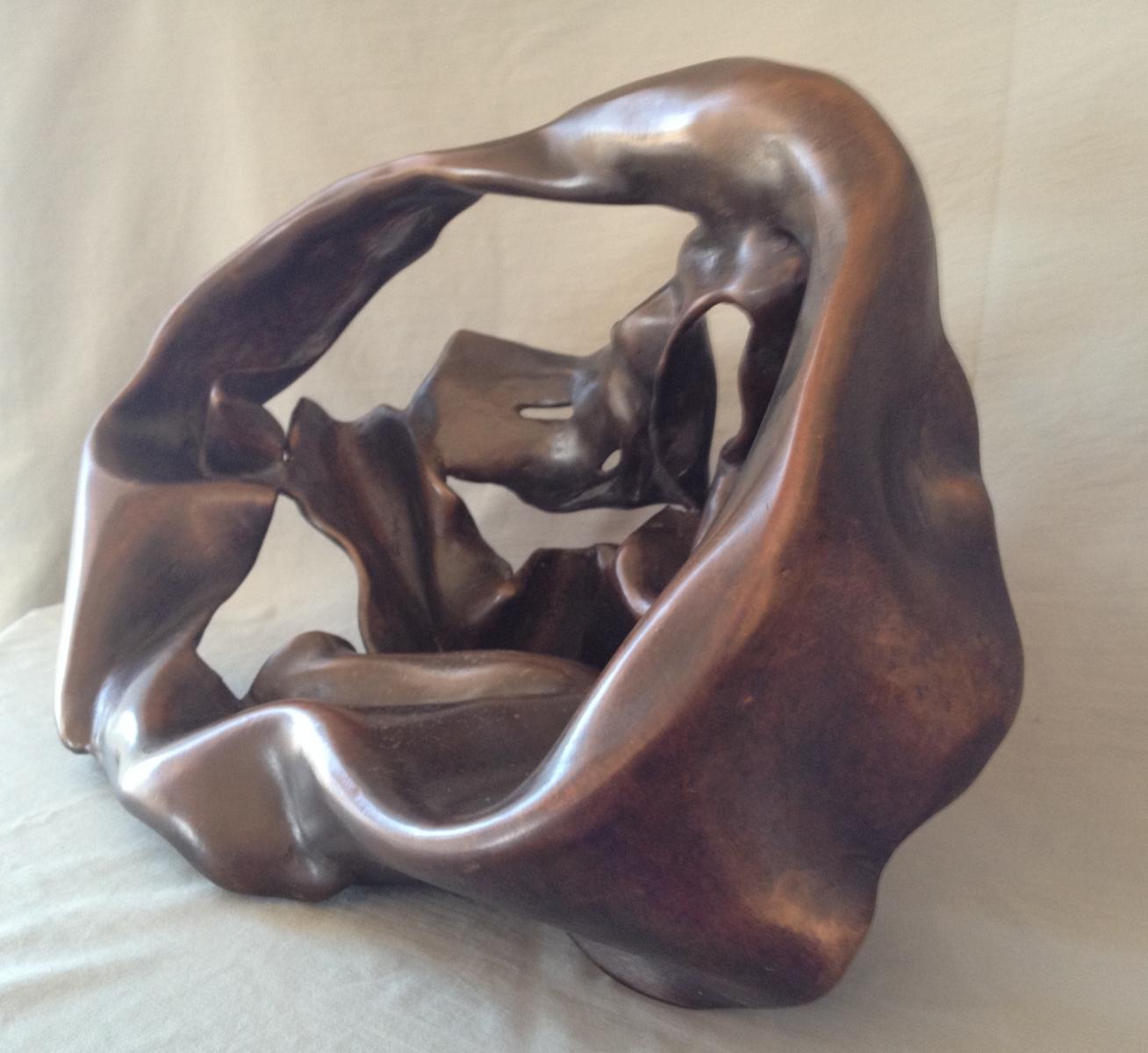Visceral, bronze