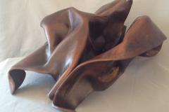Mollusk, bronze