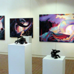 Bevier Gallery and Dean's Gallery, Rochester Institute of Technology
